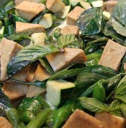 LCHF Thai Green Curry (Vegetarian friendly)