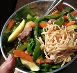 Low Carb Chow Mein