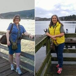A Dietitian's Journey – before and since