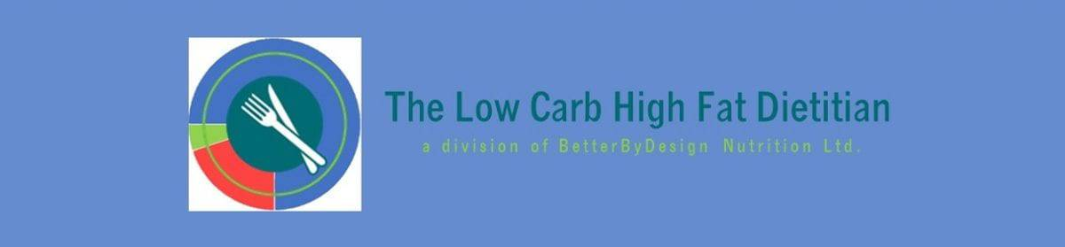 The Low Carb High Fat Dietitian