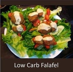Joy's Low Carb Falafel