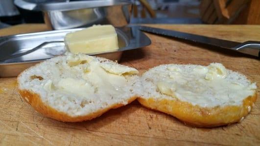 Keto Yeast Rolls (dairy free)