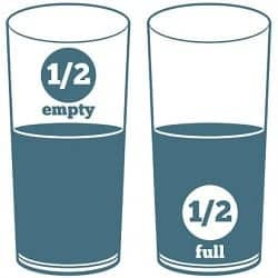 A Dietitian's Journey Progress Report – is the glass half empty or half full?