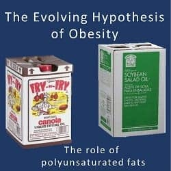 PART 1 of 2: The Evolving Hypothesis of Obesity – the role of polyunsaturated fats