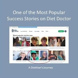 A Dietitian's Journey – one of the most popular stories