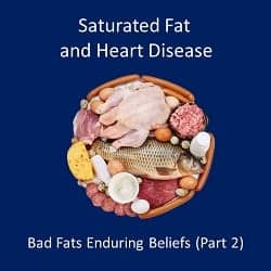 Saturated Fat and Heart Disease – Bad Fat Enduring Beliefs Part 2