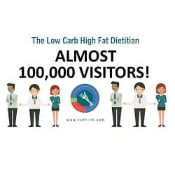 The LCHF-Dietitian – a significant milestone