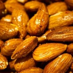 Chili Lime Salt-Roasted Almonds