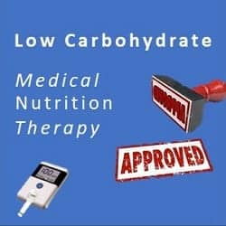 ADA Deems Low Carb Diet Medical Nutrition Therapy for T2D