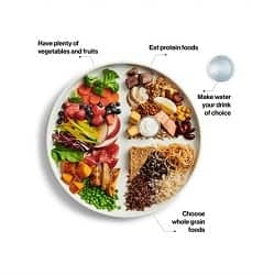 The New Canada Food Guide – high carbohydrate & limited saturated fat