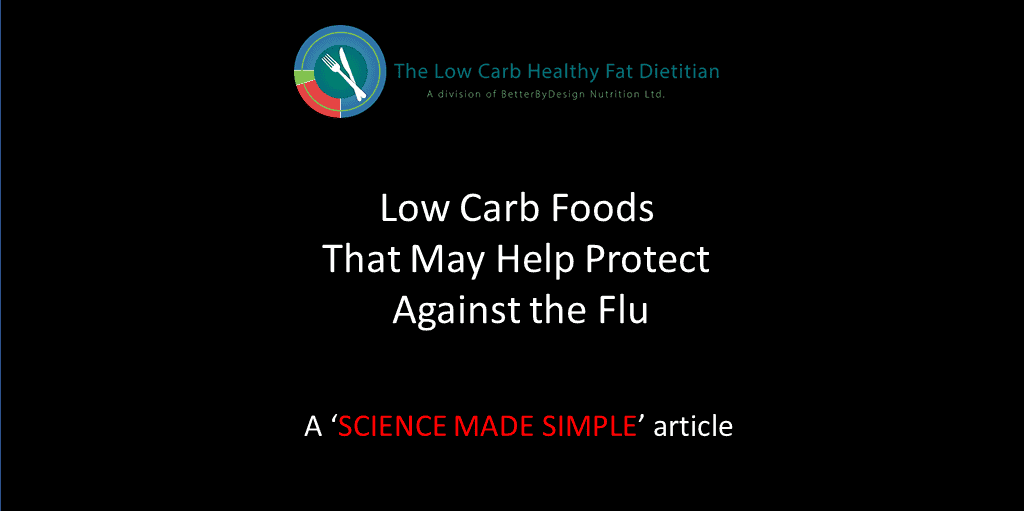 Low Carb Foods That May Help Protect Against the Flu